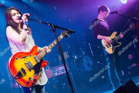 Editorial picture of BBC 6 Music Festival, Barrowland Ballroom, Glasgow, UK - 25 Mar 2017