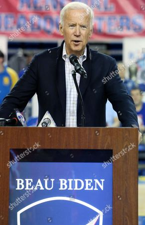 Stock Photo of Joe Biden