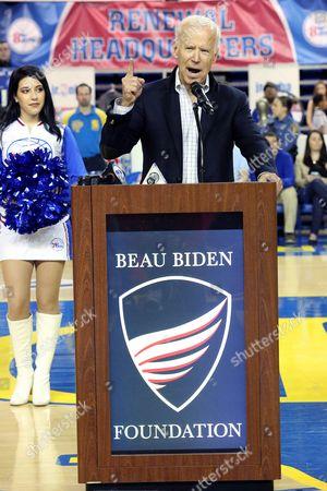 Stock Image of Joe Biden