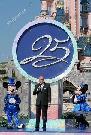 Bob Chapek, chairman of Walt Disney Parks