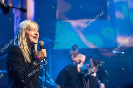 Stock Picture of Mary Anne Hobbs