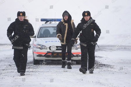 """Editorial photo of """"Fortitude"""" TV series - 2017"""