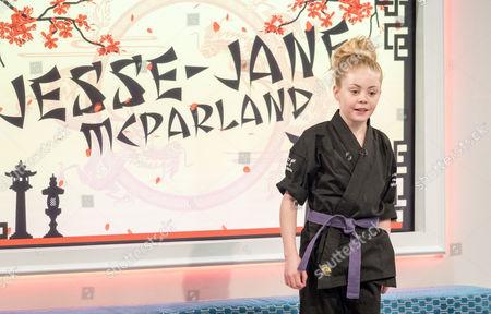 Jesse-Jane McParland