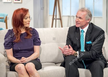 Terri Dwyer and Dr Hilary Jones