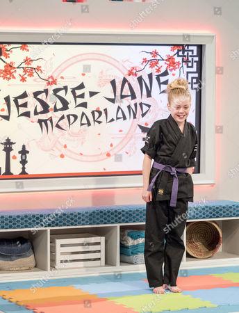 Stock Photo of Jesse-Jane McParland