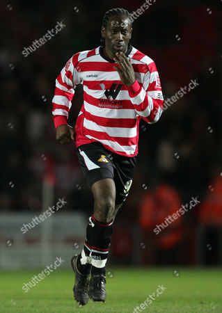 Mark McCammon of Doncaster Rovers
