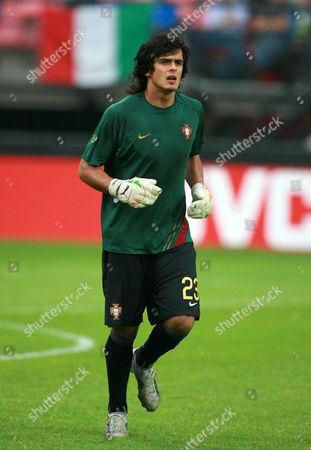 Portugal U21 goalkeeper Joao Botelho