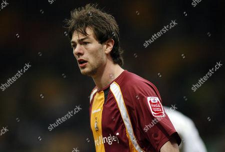 Ben Parker of Bradford City