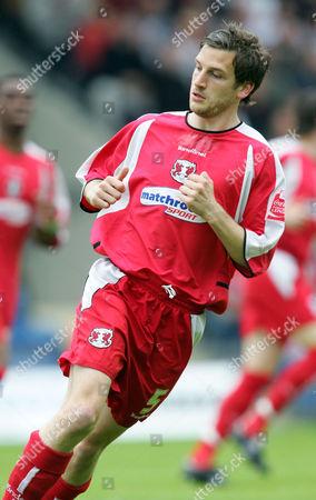 Adam Tann of Leyton Orient
