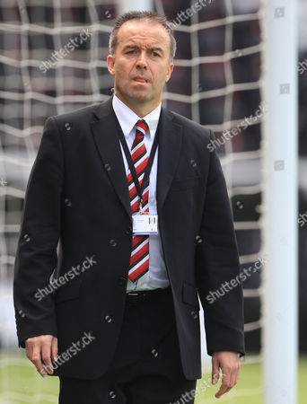 Fulham FC Managing Director David McNally