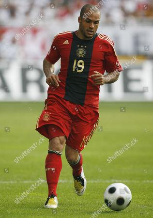David Odonkor of Germany