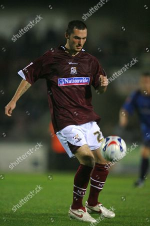 MItchell Cole of Northampton Town