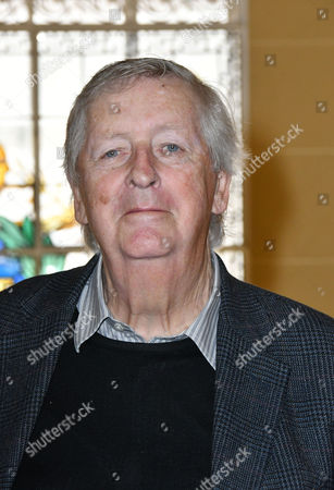 Stock Photo of Dick Clement
