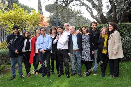 Sigfrido Ranucci, Milena Gabanelli e la redazione