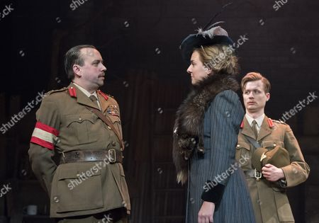 Dan Tetsell as General Mitford, Clio Davies as Nurse; Sam Duncane as Lieutenant Colonel Howfield