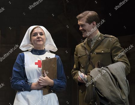 Clio Davies as Nurse, George Kemp as Lieutenant Pearson