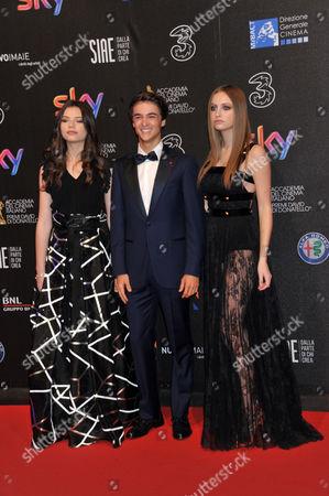 leonora Gaggero, Leonardo Cecchi, Beatrice Vendramin