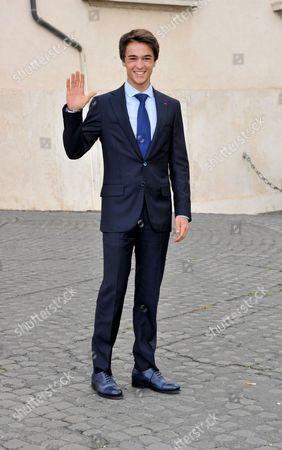 Stock Photo of Leonardo Cecchi