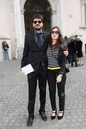 Editorial photo of David di Donatello Award 2017, Rome, Italy - 27 Mar 2017