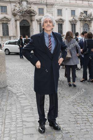 Stock Picture of Sergio Rubini