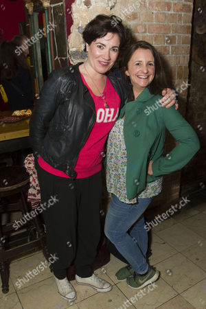 Wendy Wason and Lucy Porter