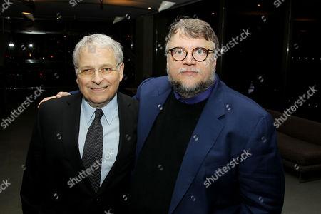 Lawrence Kasdan, Guillermo Del Toro