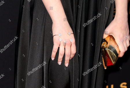 Editorial picture of 'The Zookeeper's Wife' film premiere, Arrivals, Los Angeles, USA - 27 Mar 2017