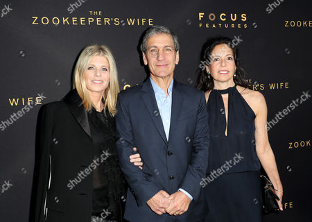 Stock Picture of Kim Zubick. Michael Tollin and Diane Miller Levin