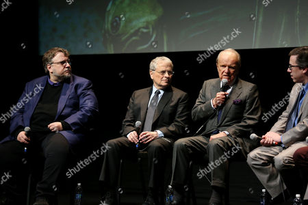 Guillermo Del Toro, Lawrence Kasdan, George Stevens Jr, Mark Harris (Author, Writer)