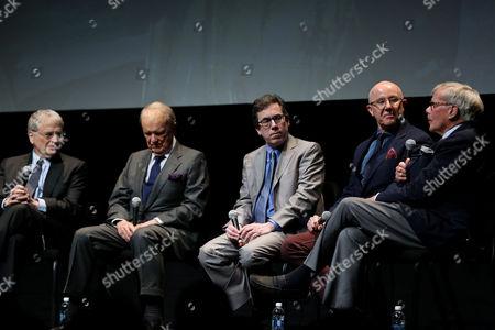 Lawrence Kasdan, George Stevens Jr, Mark Harris (Author, Writer), Lawrence Kasdan, Tom Brokaw