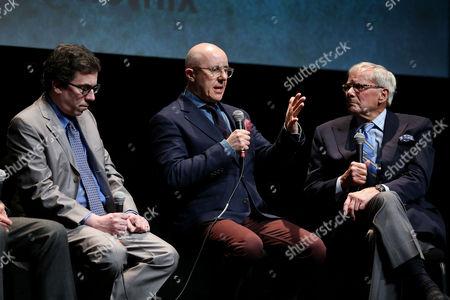 Mark Harris (Author, Writer), John Battsek (Producer), Tom Brokaw