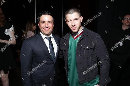 Josh Greenstein, Nick Jonas