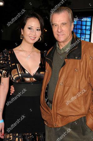 Michelle Chin and Tom Hallick