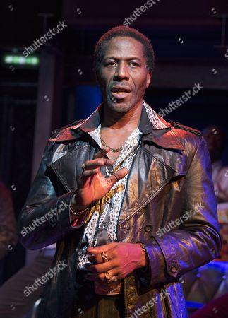 Cornell S John as Memphis