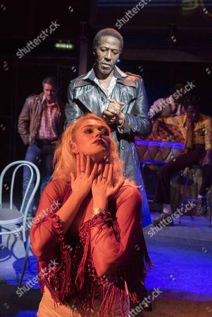 Charlotte Reavey as April, Cornell S John as Memphis