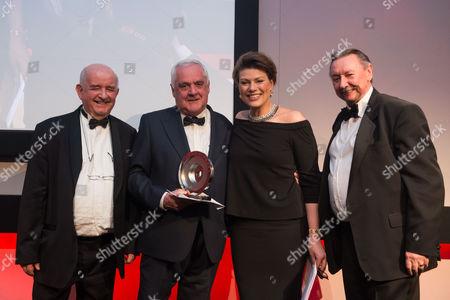 Editorial image of Picture Editors Guild Awards, Honourable Artillery Company Barracks, London, UK - 27 Mar 2017