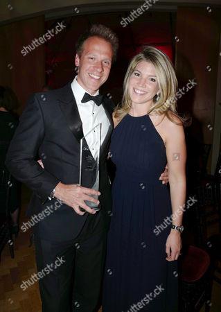 Chris Jackson and Natasha Archer