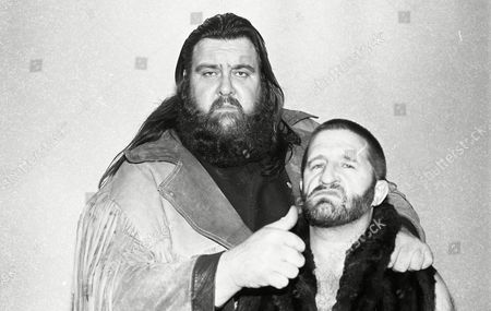 Giant Haystacks, Sid Cooper