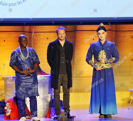 Al Sydy, Maciej Stuhr, Zhang Jun