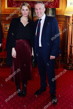 Kinvara Balfour and Ian Paisley Jnr