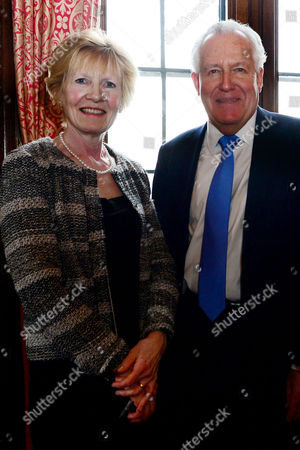 Sylvia Hermon MP and Lord Peter Hain