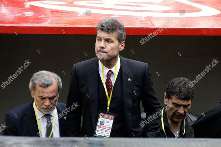 Editorial picture of Argentina WCup Soccer, La Paz, Bolivia - 28 Mar 2017