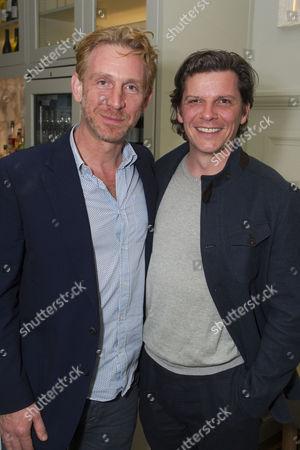 Paul Thornley and Nigel Harman