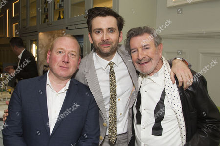 Adrian Scarborough (Stan), David Tennant (Don Juan) and Gawn Grainger (Louis)