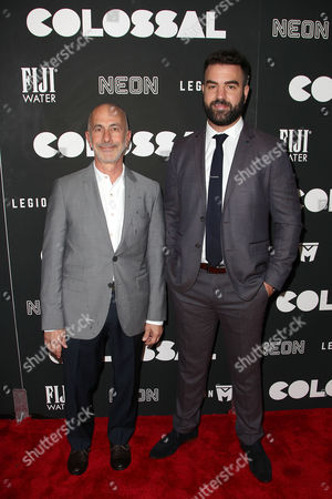 Russell Levine and Dominic Rustam (Producers)