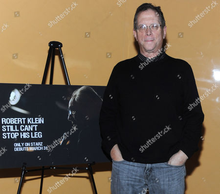 Editorial photo of 'Robert Klein Still Can't Stop His Leg' special screening, New York, USA - 28 Mar 2017