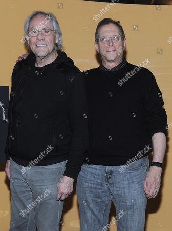 Robert Klein and Marshall Fine