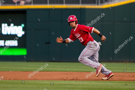 Editorial image of NCAA Baseball NC State at Charlotte, Charlotte, USA - 28 Mar 2017