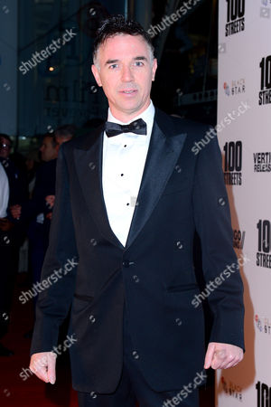 London England 8th November 2016: Charlie Creed Miles at the A Hundred Streets Uk Film Premiere at Bfi Southbank in London On the 8th November 2016