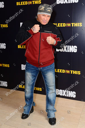 Editorial image of Bleed For This Screening  - 28 Nov 2016